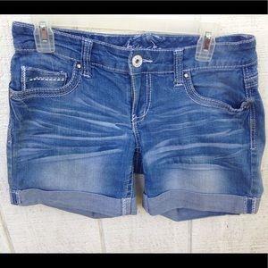 Ariya Jean shorts!